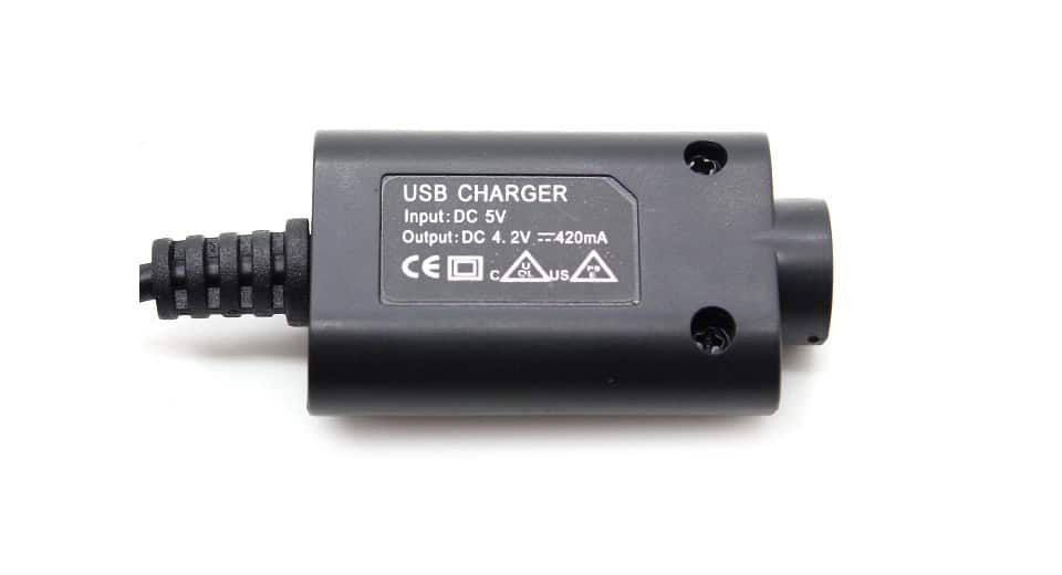 chargeur USB ego 2