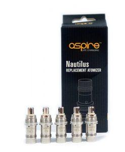 Aspire-Nautilus-BVC-resistance