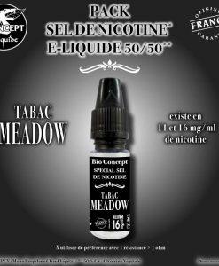 eliquide-tabac-meadow-sel-de-nicotine