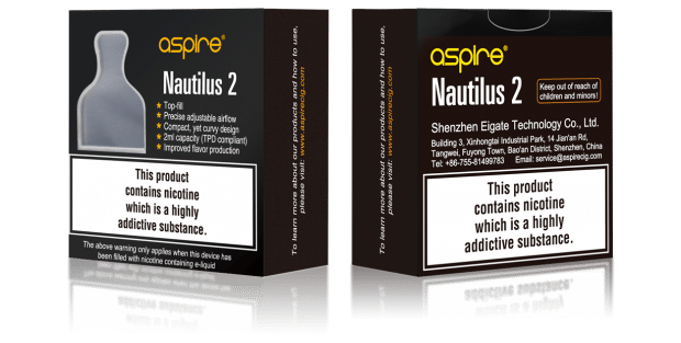 nautilus_2_aspire_2_package
