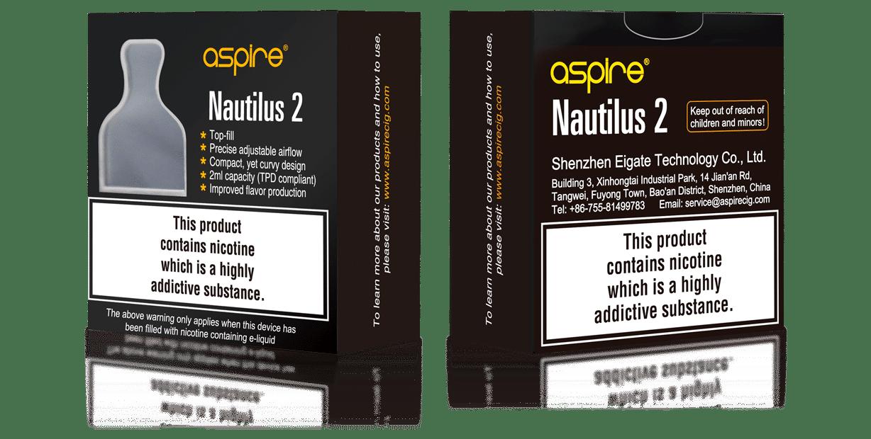 nautilus_2_aspire_2_package