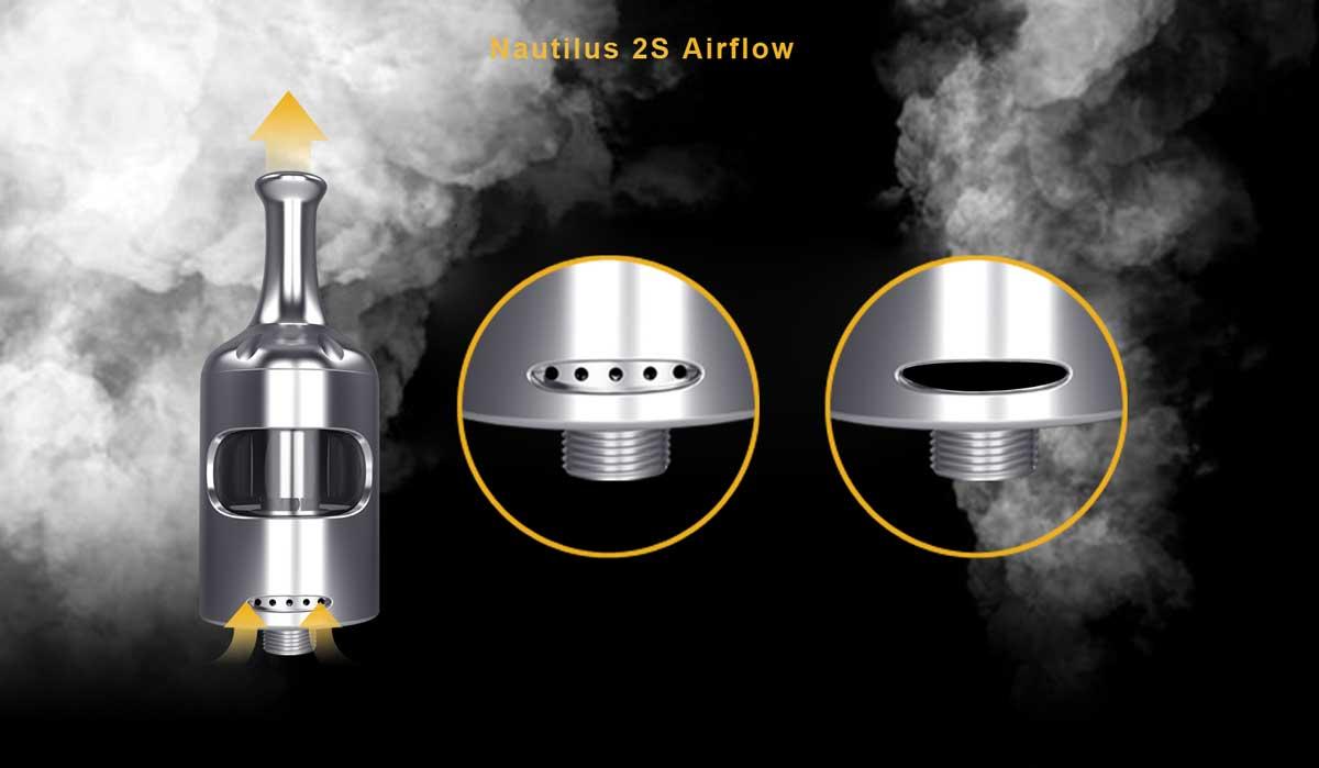 AIRFLOW NAUTILUS 2S ASPIRE