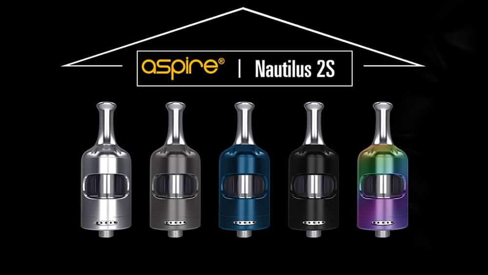aspire-nautilus-2s-couleurs